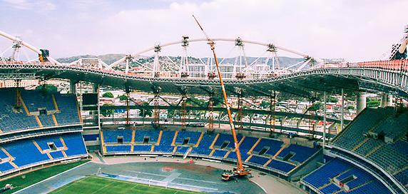 Rio's Olympic Stadium Recovery