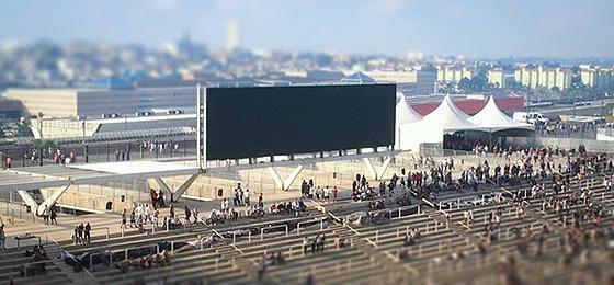 Arena Corinthians - Mezanino